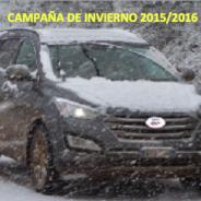 CAMPAÑA DE INVIERNO 2015/2016