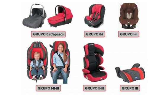 Los peques de viaje talleres simtec for Sillas infantiles coche